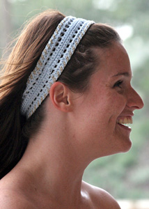 Giulietta Beaded Head Band