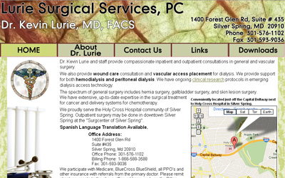 Lurie Surgical Services